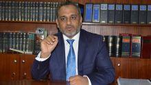 Reza Uteem: « Seul la National Property Fund Ltd peut poursuivre BAI »