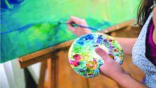 Compétition de peinture: laissez parler votre créativité