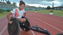 Noemi Alphonse athlète: « Je veux qu'on me donne ma chance… »
