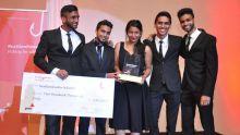 Compétition de PWC - NextGenFactor: the Rebus décroche le premier prix