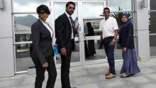 Plainte du caméraman Nawshad Khudurun: l'Icac dans les locaux du Mauritius Sports Council