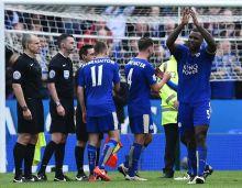 Premier League : Leicester fait un grand pas vers un titre historique