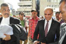 Affaire Roches-Noires : Navin Ramgoolam devant la justice
