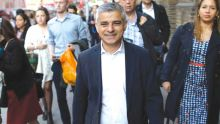Angleterre : le travailliste Sadiq Khan élu maire de Londres