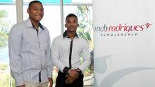 Études supérieures: la MCB Rodrigues Scholarship à Sunglee et Allas