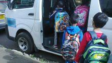 À Mare d'Albert: un school bus « illégal » dans le viseur de la NTA