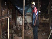 La situation affligeante des squatteurs de Bambous…