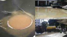 Tuyau endommagé à Rose-Hill : la compagnie Larsen & Toubro prend en charge les réparations