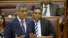 Projet de loi sur la réforme électorale : «Un political hara-kiri», affirme Xavier-Luc Duval