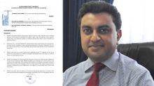 [Document] Amendements à l'ICT Act : première contestation devant la justice ; Yatin Varma saisit la Cour suprême