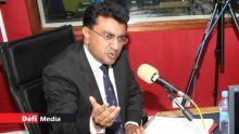Yatin Varma : «Pas grave si je ne suis pas candidat»