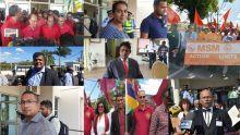 Election partielle au no 7: découvrez la liste des candidats