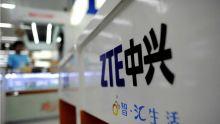 Washington prive le géant chinois ZTE de composants américain