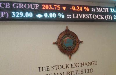 Bourse de Maurice