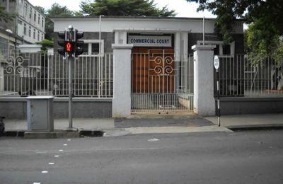 cour commerciale à Port-Louis