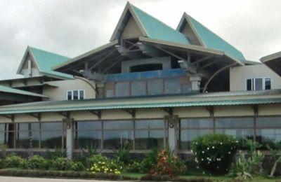 Aeroport de Plaine-Corail Rodrigues