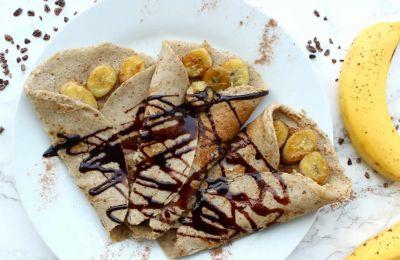 Crêpes chocolat/banane