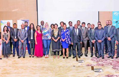 2017 JCI Mauritius The Creative Young Entrepreneur Award