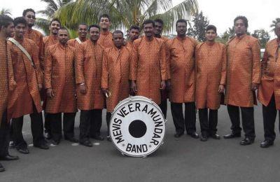 La Mevis Veeramundar Band