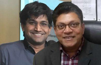 Issack Santally et Sanjeev Kumar Sobhee.