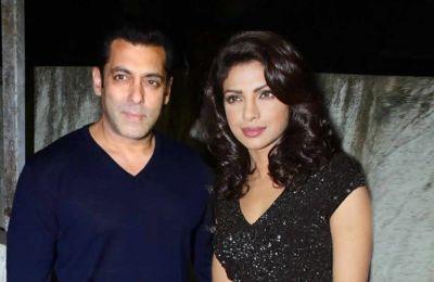 Priyanka Chopra et Salman Khan
