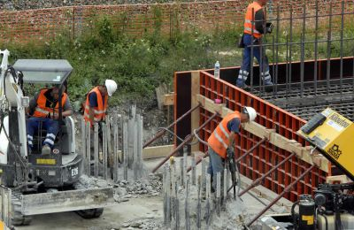 Les grands chantiers seront favorables à la croissance  dans le court terme.