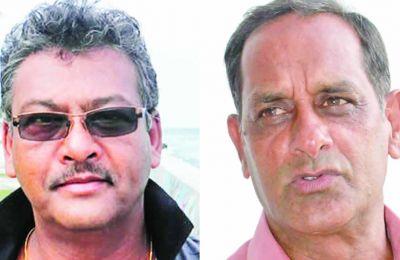 Manoj Raj Kumar and Raffick Bahadoor