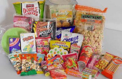 La vente des snacks d'antan a beaucoup diminué, comparée aux années précédentes.