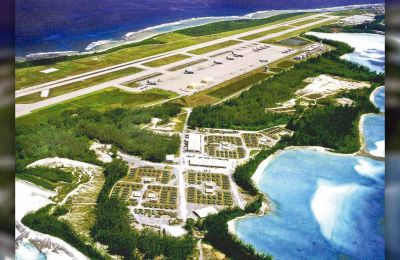 Is US losing the Chagos?