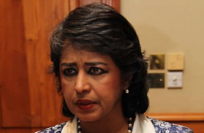 Ameenah Gurib-Fakim.
