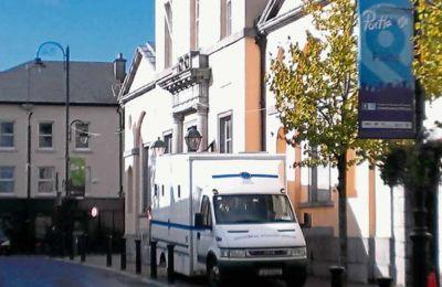 Tanuja Dookhy a comparu en cour le mercredi 24 mai. (Photo : Leinster Express)