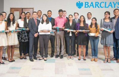 Bright Minds Scholarship 2017 : Barclays Bank Mauritius