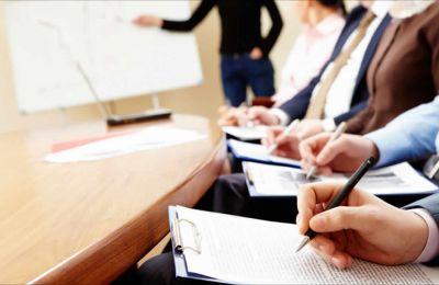 Les employés du secteur bancaire sont nombreux à recevoir des formations.