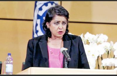 World of Work Summit: President Gurib-Fakim advocates better future for women at work