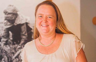 Priscille Desvaux, directrice de La Potinière.