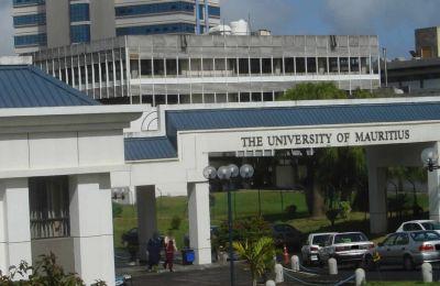L'Université de Maurice à Réduit.