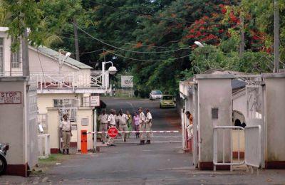 La vigilance est de mise à la prison centrale.