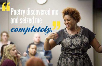 Dasha Kelly Hamilton:Creative change agent
