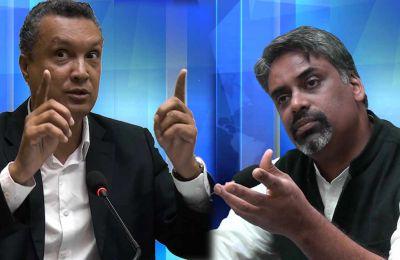 Débat sur le leadership de Pravind Jugnauth