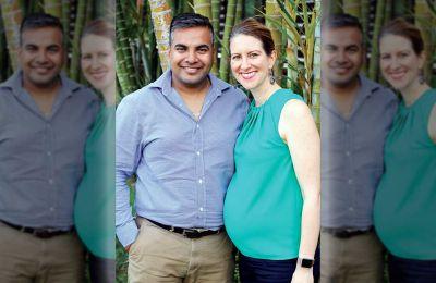 MEET THE EXPATS: Shannon & Rishi Nursimulu