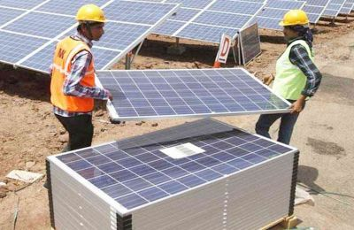 Mauritius seeks to scale up solar energy production