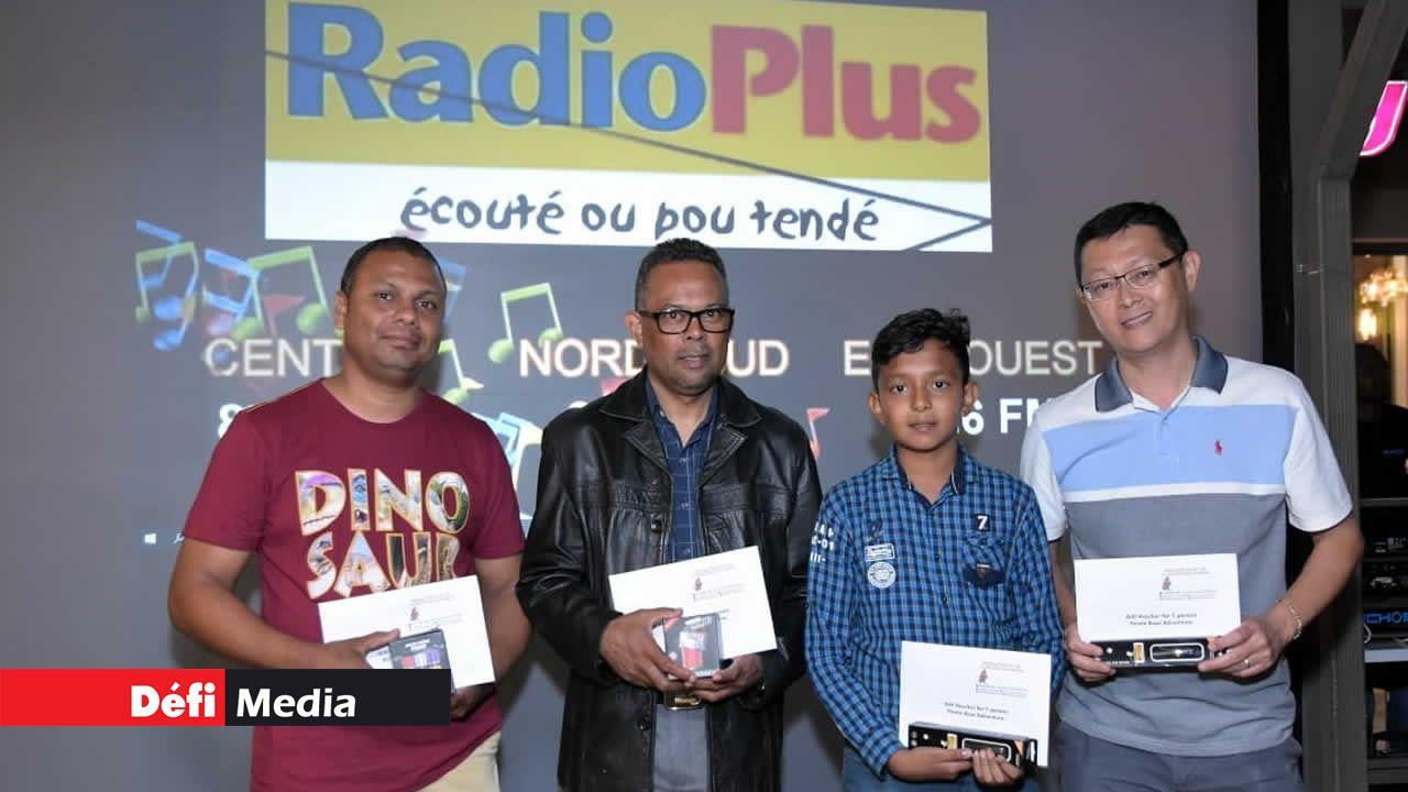 Radio Plus Karaoke Competition