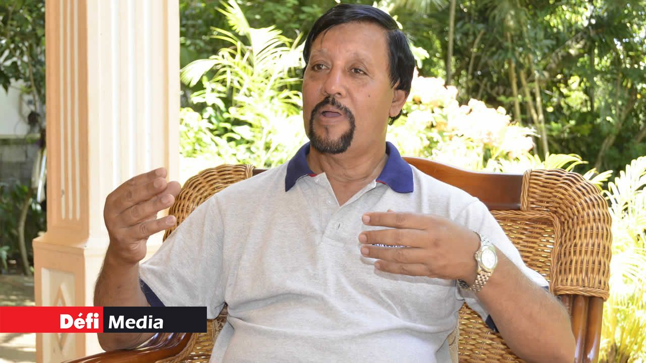 Ranjit Jokhoo