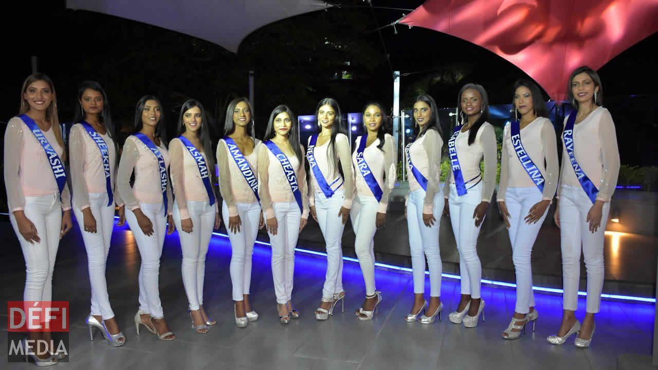 Miss Mauritius2018-2019