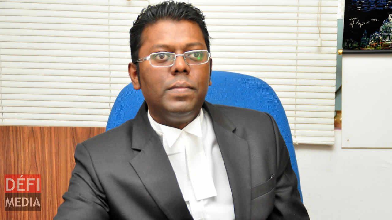 L'avocat Shamvedsingh Bijloll.