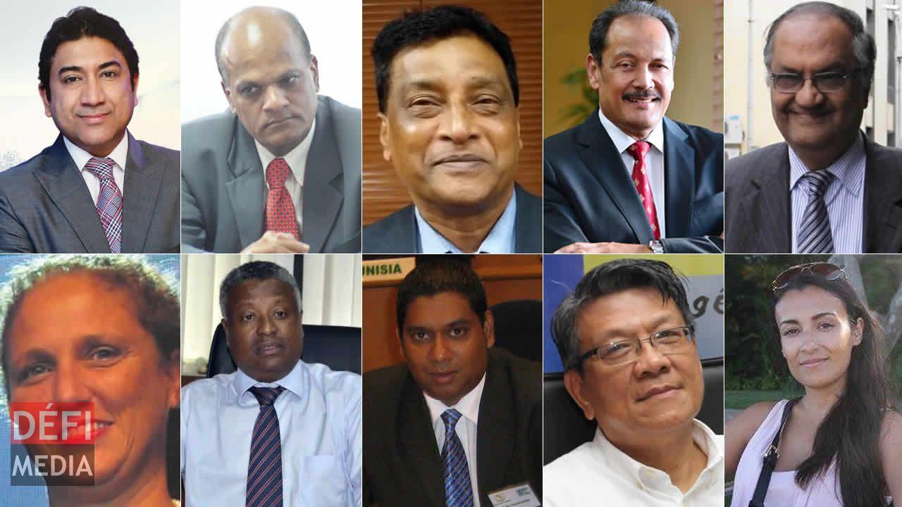 Bureau du premier ministre pravind jugnauth constitue son quipe de collaborateurs defimedia - Bureau du premier ministre ...