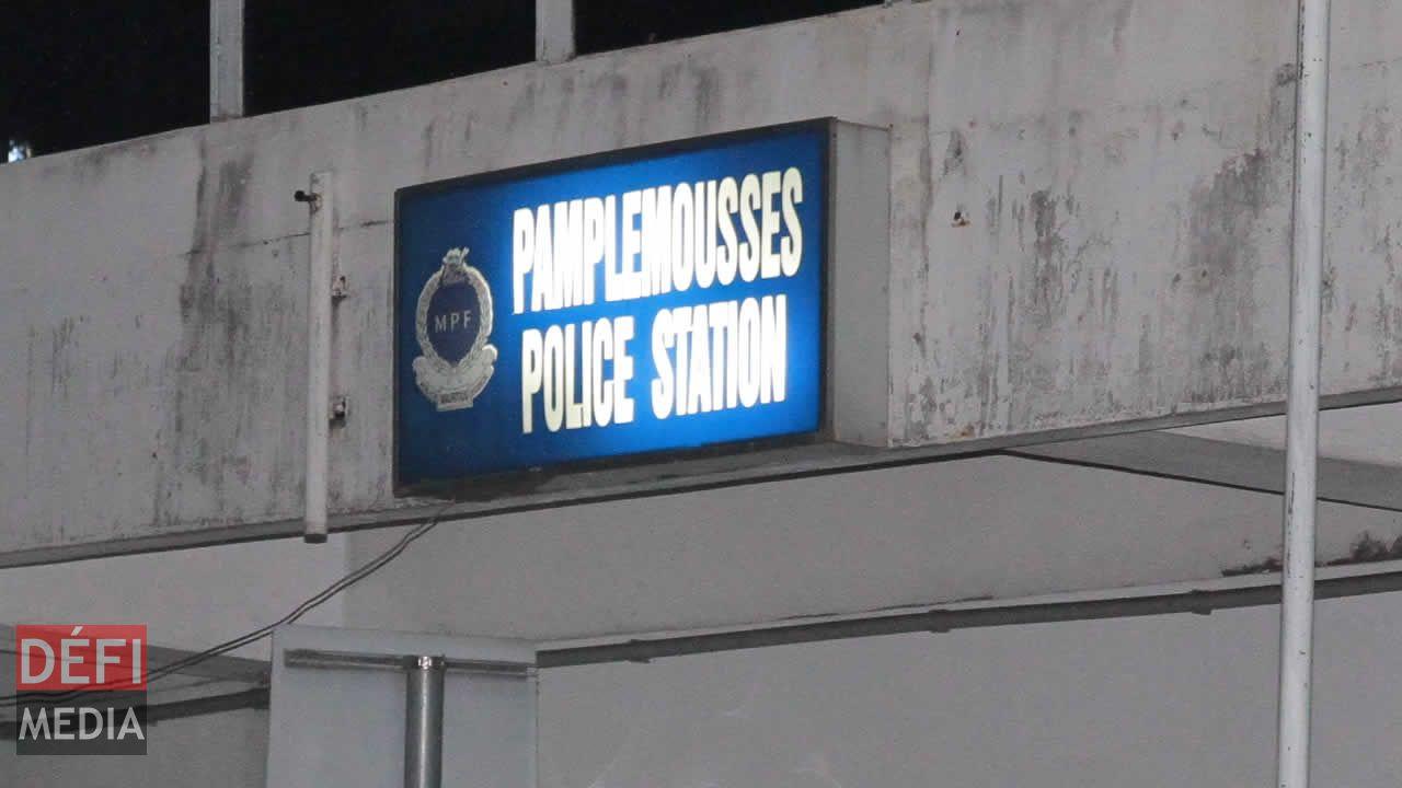 Station de Police de Pamplemousses