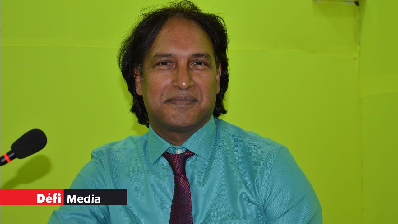 Dr Veyasen Pyneeandee