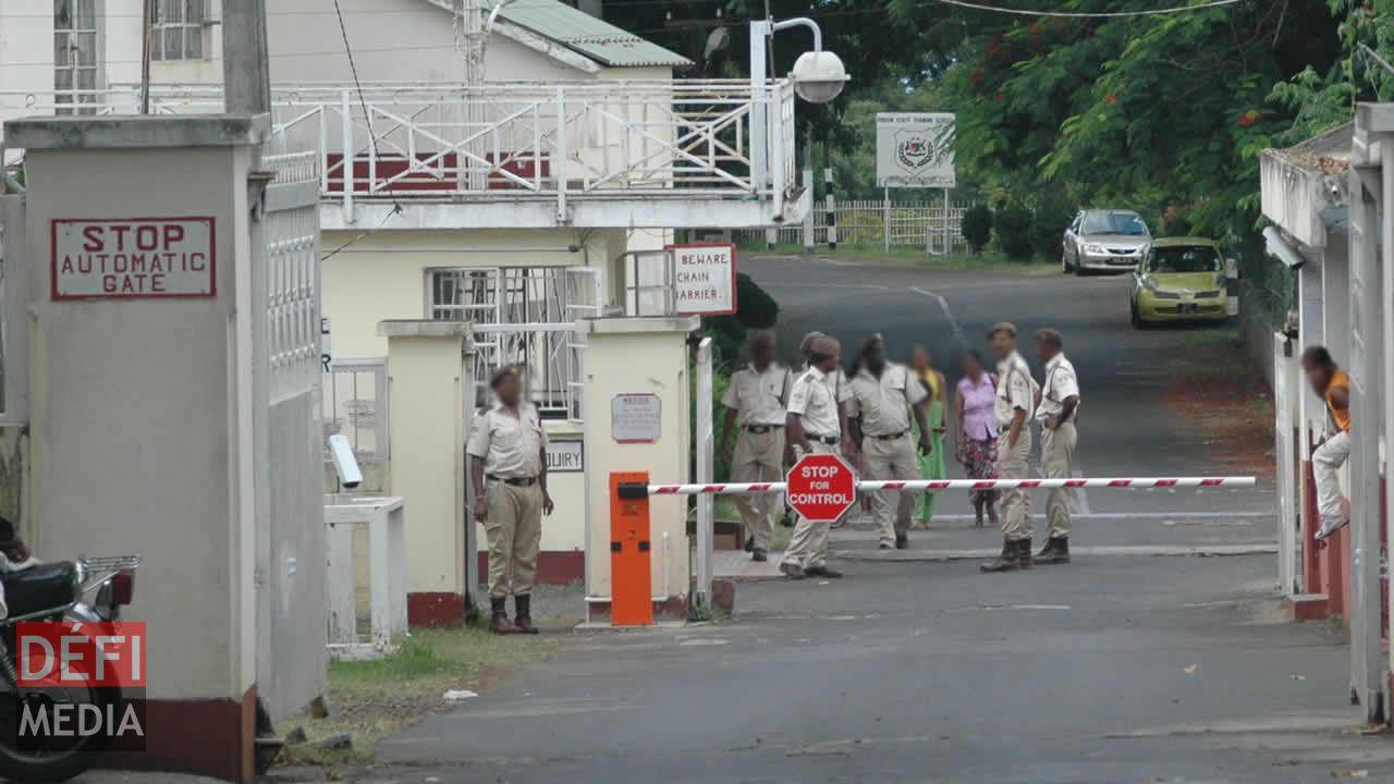 prison beau bassin