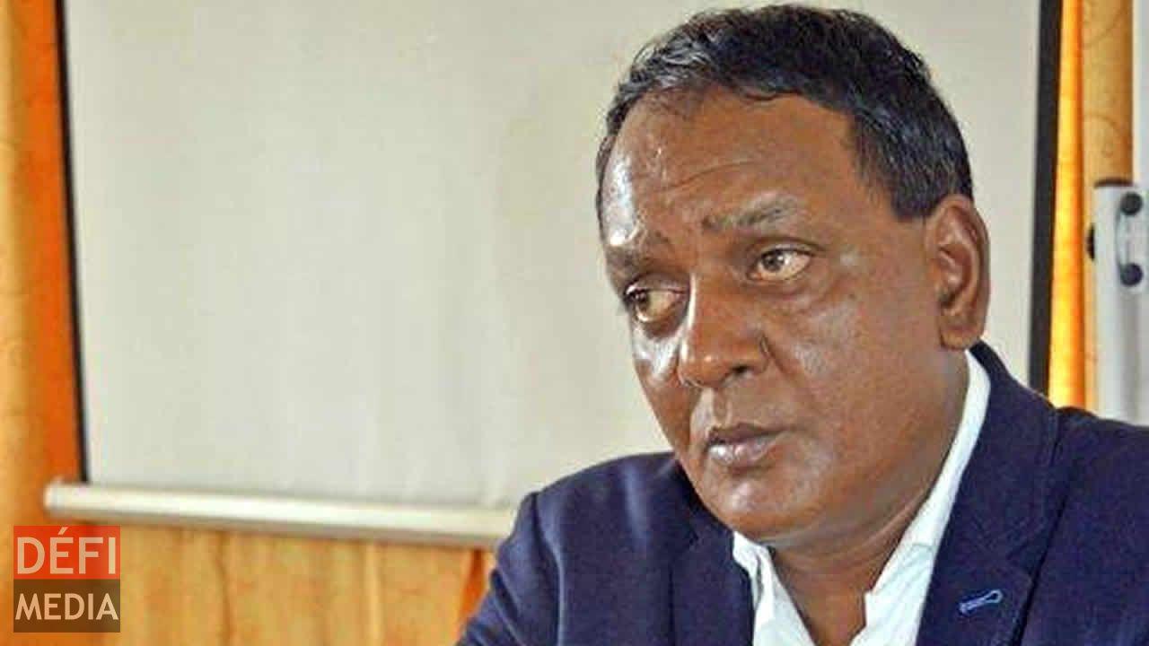 L'avocat Coomara Pyaneandee.